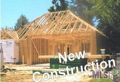 Denham Springs Condo/Townhouse For Sale: 34832 La Hwy 1019 #7B