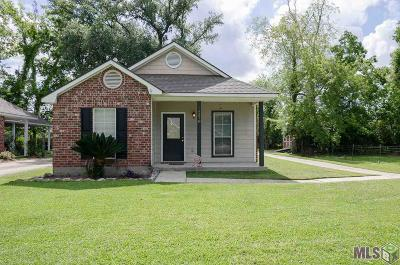Gonzales Single Family Home For Sale: 14278 Whispering Oaks Dr