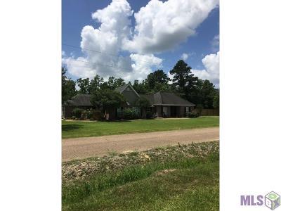 Prairieville Single Family Home For Sale: 43419 Dixon Rd