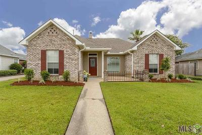 Baton Rouge Single Family Home For Sale: 11127 Gold Cup Ave