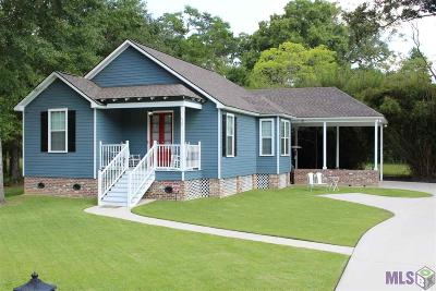 Denham Springs Single Family Home For Sale: 425 Donald Dr
