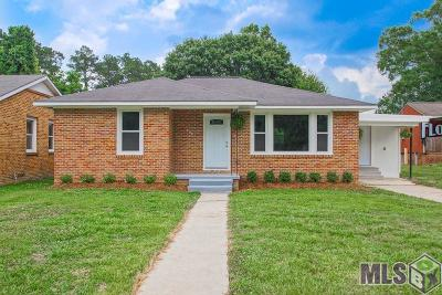 Denham Springs Single Family Home For Sale: 227 Capitol St