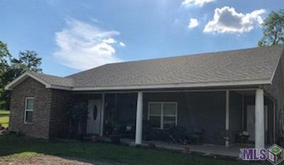 Port Allen Single Family Home For Sale: 12511 N Palmer Ln