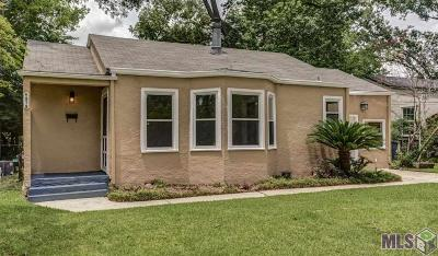 Baton Rouge LA Single Family Home For Sale: $200,000