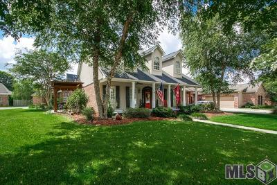 Prairieville Single Family Home For Sale: 18664 Antebellum Ct