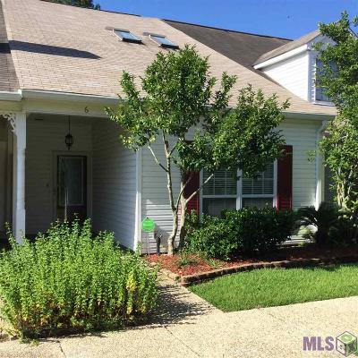 Baton Rouge LA Condo/Townhouse For Sale: $157,500