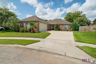 Baton Rouge Single Family Home For Sale: 2101 Springstone Dr