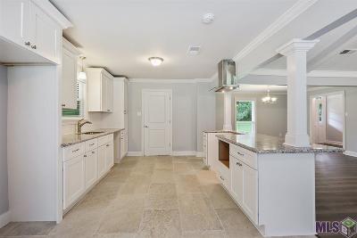 Zachary Single Family Home For Sale: 12214 Solitude Ln