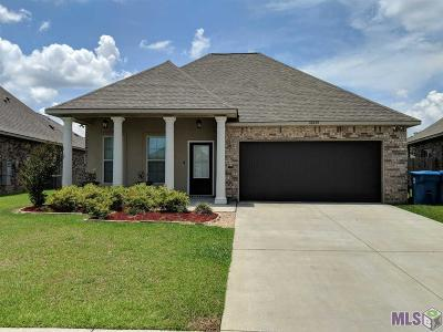 Prairieville Single Family Home For Sale: 16255 Timberstone Dr