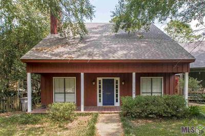 Baton Rouge Single Family Home For Sale: 733 Moore St