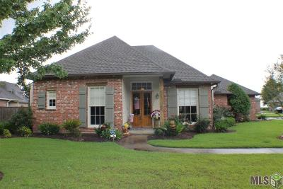 Port Allen Single Family Home For Sale: 3976 Roseland Dr