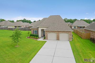 Gonzales Single Family Home For Sale: 14492 Stonegate Manor Dr