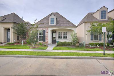 Baton Rouge Single Family Home For Sale: 14360 Villa Grove Dr