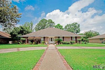 Baton Rouge LA Single Family Home For Sale: $320,000