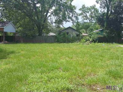 Baton Rouge Residential Lots & Land For Sale: 4755 Peerless St