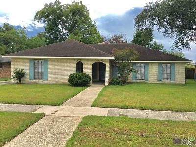 Baton Rouge LA Single Family Home For Sale: $240,000