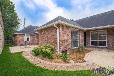 Baton Rouge LA Single Family Home For Sale: $285,000
