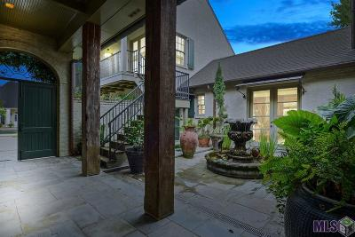 Baton Rouge Single Family Home For Sale: 18329 E Village Way Dr