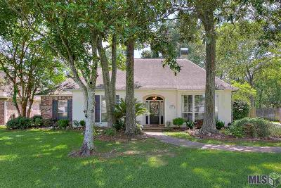 Baton Rouge Single Family Home For Sale: 6022 Grand Coteau Dr