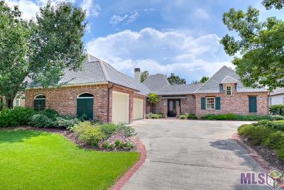 Baton Rouge Single Family Home Contingent: 18340 W Village Way Dr