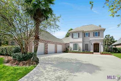 Baton Rouge Single Family Home For Sale: 18603 Santa Maria Dr