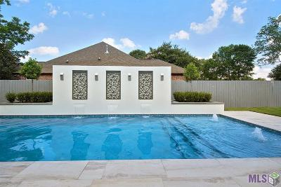Prairieville Single Family Home For Sale: 15099 Post Oak Cir