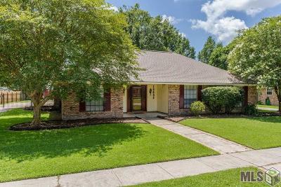 Baton Rouge LA Single Family Home For Sale: $185,000