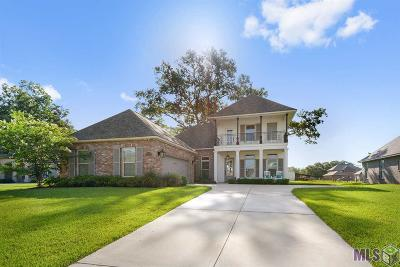 Prairieville Single Family Home For Sale: 15272 Taormina Dr
