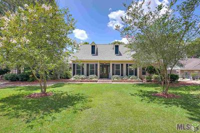 Baton Rouge Single Family Home For Sale: 827 Woodleigh Dr