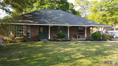 Greenwell Springs Single Family Home For Sale: 18221 N Sheridane Ct