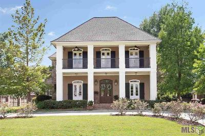Baton Rouge Single Family Home For Sale: 17029 N Lakeway Ave