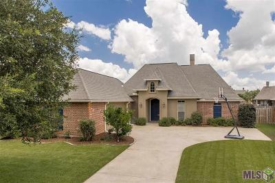 Gonzales Single Family Home For Sale: 13356 Old Dutchtown Ave