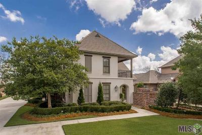 Baton Rouge Single Family Home For Sale: 3124 Grand Field Ave