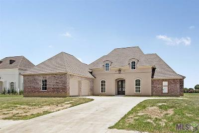 Zachary Single Family Home For Sale: 6948 Fleur De Lis