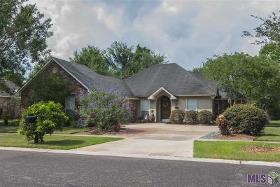 Baton Rouge Single Family Home For Sale: 10681 Hilltree Dr