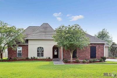 Gonzales Single Family Home For Sale: 6261 Pelican Crossing Dr