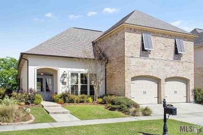 Zachary Single Family Home For Sale: 3594 Spanish Trail