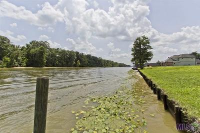 Bayou Terrace Estates, Carters Point Subd, Diversion Isle Estates, Dockside At The Waterfront, River Highlands, River Highlands Estates, River View, Waterfront East The, Waterfront The, Settlement At Bayou Pierre, River Bend Residential Lots & Land For Sale: Lot 130 Waterfront East Dr