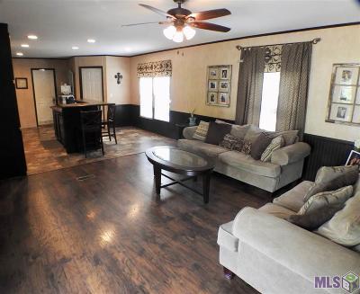 Denham Springs Single Family Home For Sale: 8798 Sharee Pl