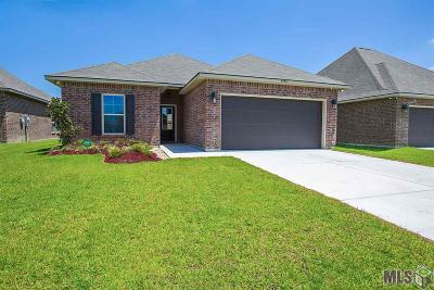 Prairieville Single Family Home For Sale: 42514 Pebblestone Ave