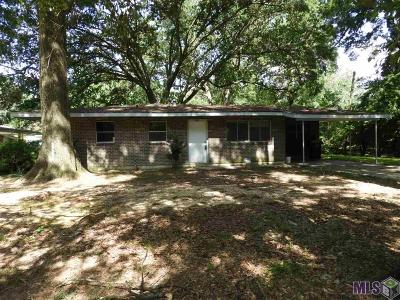 Baton Rouge Single Family Home For Sale: 2360 Pin Oak St