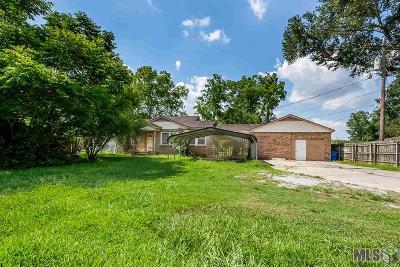 Gonzales Single Family Home For Sale: 40110 Coontrap Rd