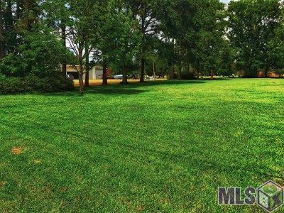 Gonzales Residential Lots & Land For Sale: 13218 Leon Geismar Sr Rd
