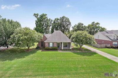 Zachary Single Family Home Contingent: 23235 General Gardner
