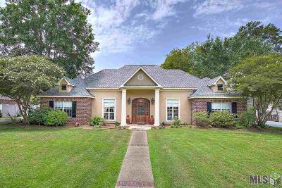 Port Allen Single Family Home For Sale: 1721 Fairview Dr