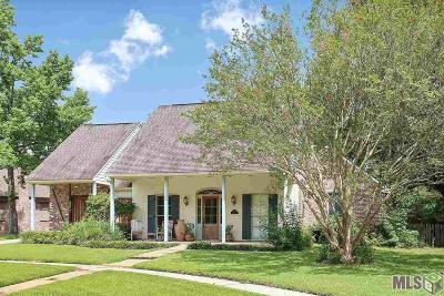 Baton Rouge Single Family Home For Sale: 734 Millgate Pl