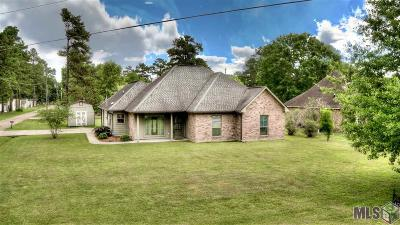 Gonzales Single Family Home For Sale: 42306 Bayou Narcisse