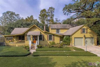 Baton Rouge Single Family Home For Sale: 2316 Daggett Ave