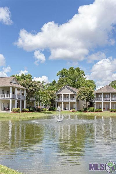 Prairieville Condo/Townhouse For Sale: 38035 Post Office Rd #14B