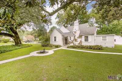 Baton Rouge Single Family Home For Sale: 4313 Claycut Rd